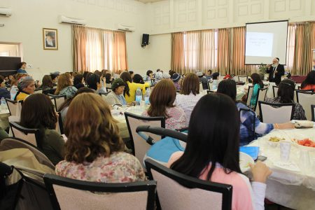 הרצאה כנס נשים בחבד ב''ש 8 -2017