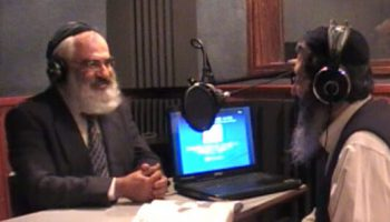 רדיו קול ברמה אצל הרב דניאל עשור תשעו 2016